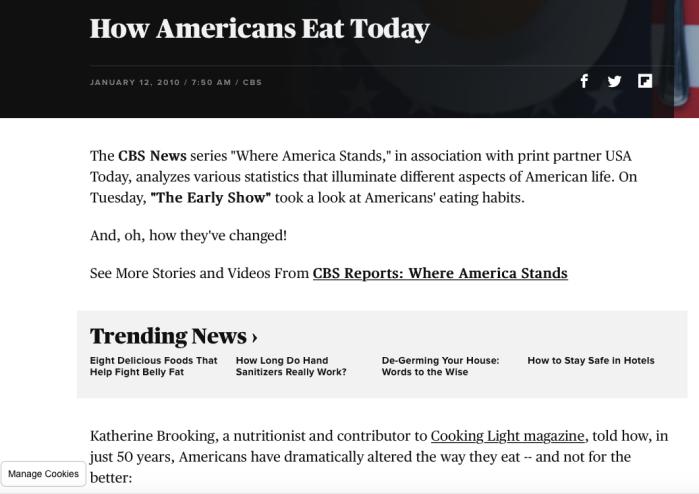 Americans CBS